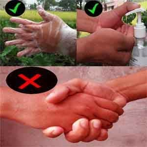 Prevention from pandemic
