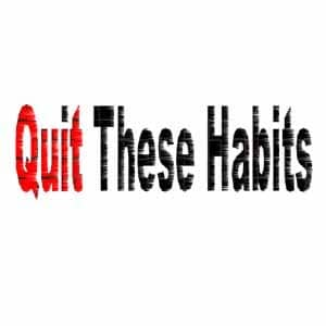 Bad Habit that can disturb our good life