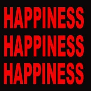 happiness in a difficult time.