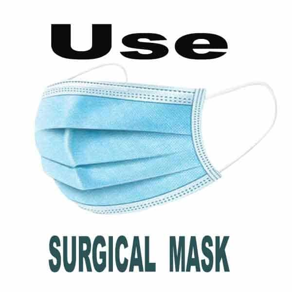 Use mask to make workplace safe from covid19.