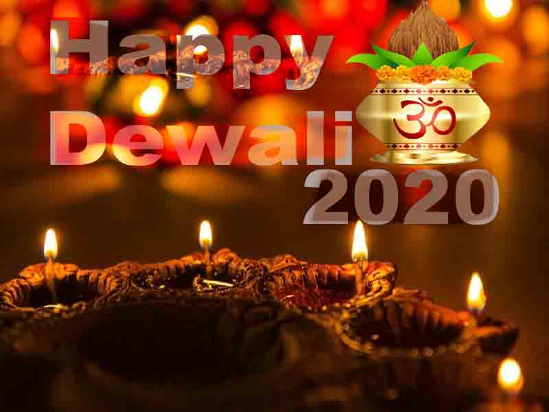 Dewali celebration
