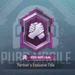 How to make PUBG partner and get the title