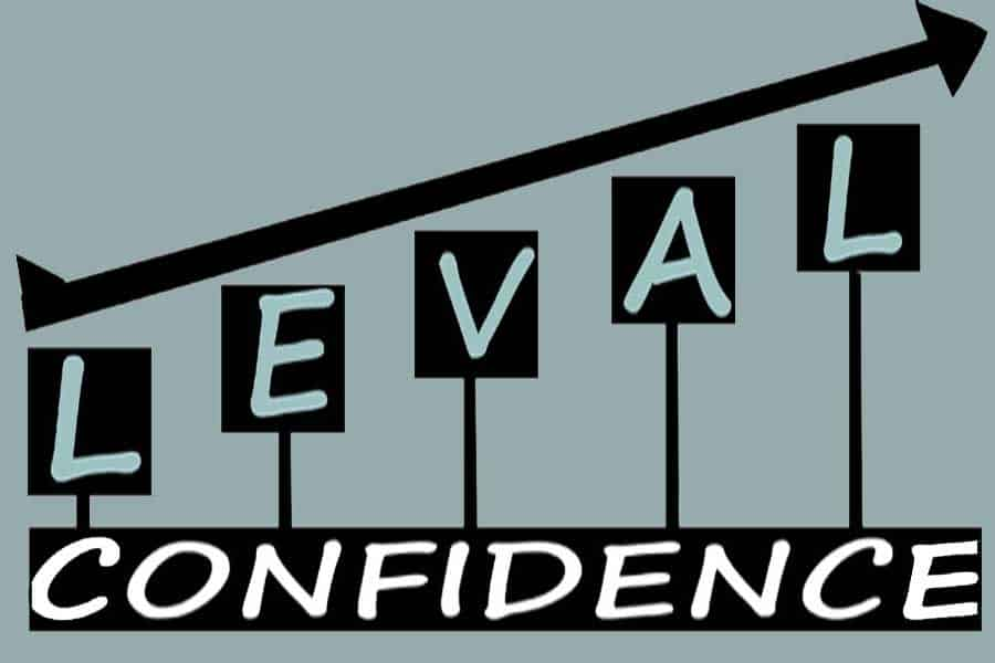 build up confidence level