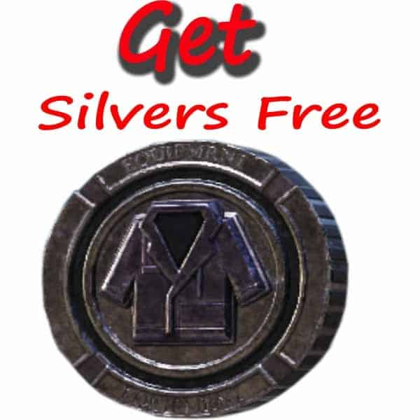 How to get free silver fragment on PUBG