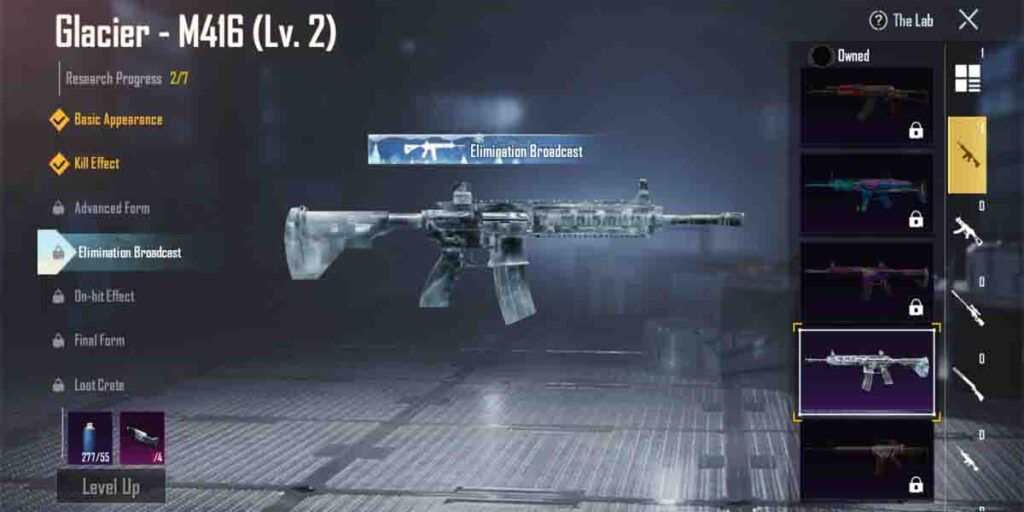 free m416 skin with some tips and tricks.