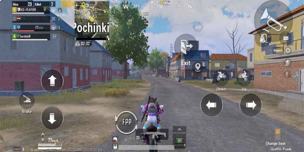 best place to find the enemy in Pubg mobile