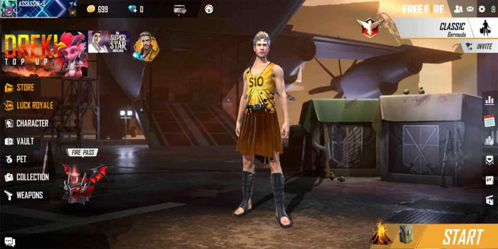 earn more gold in the free fire