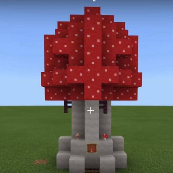 grow mushroom on your own farm in Minecraft