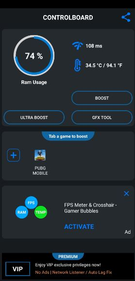 Top android game booster