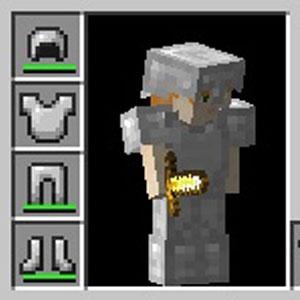 armor in Minecraft