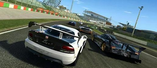 free car racing games for android with realistic graphic quality