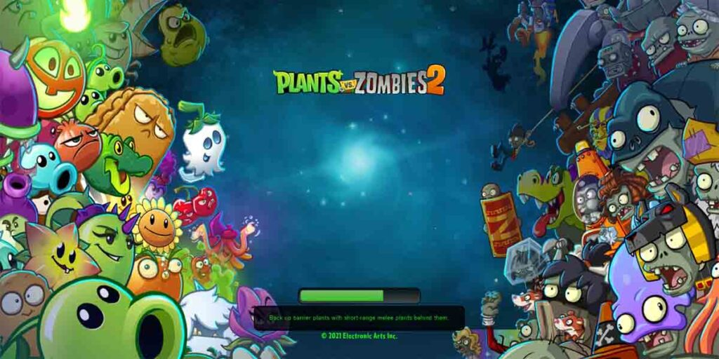Top offline games for android Plant vs zombies 2