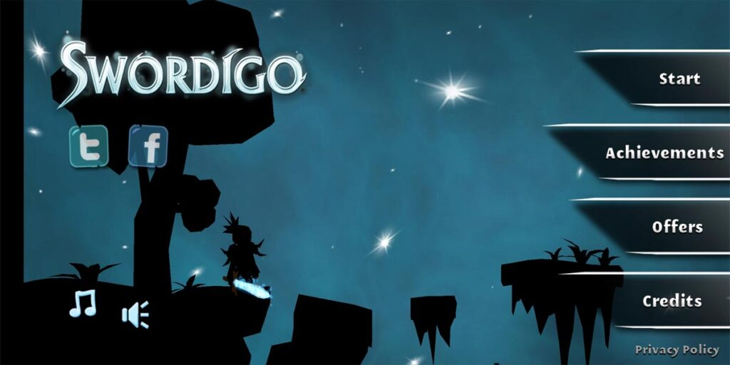 Swordigo is best best offline games for android that you can play in your leisure time