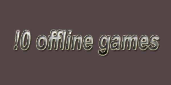 Best offline games for android that you can play in your free time