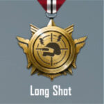 the Long Shot title in Pubg mobile.