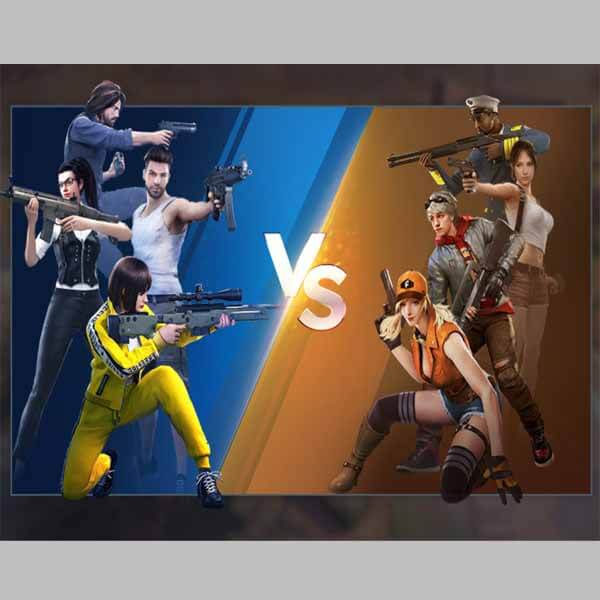 The best character combinations for clash squad match in Free fire
