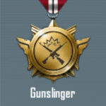 How can you gunslinger title in Pubg mobile in a few days?