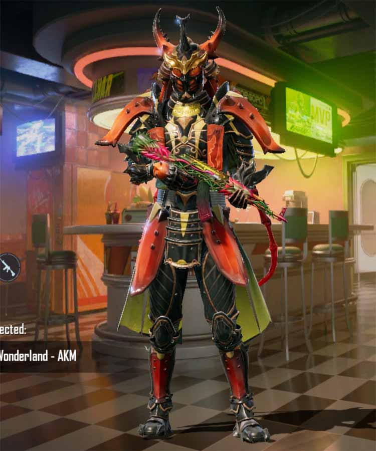 General Beetle outfit is the 100 RP rank reward of Pubg mobile season 19